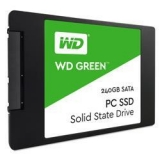 "SSD Western Digital New Green 240GB SATA 3 2.5"" WDS240G2G0A"