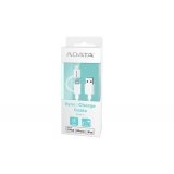 ADATA Sync and Charge Lightning Cable, USB & microUSB, MFi (iPhone, iPad, iPod)