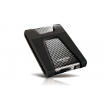 External HDD Adata Durable HD650 2.5inch 2TB USB3.0 Black, Rugged