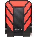 External HDD Adata HD710P 1TB USB3 RED, Waterproof & Shockproof