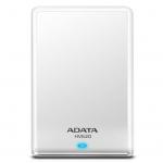 External HDD Adata HV620 ,2TB ,White ,SuperSpeed USB 3.1