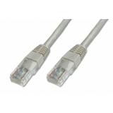 Cablu UTP, cat 5e, 2m, gri (patchcord) - LOGILINK (CP1052U)