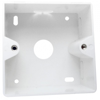 LOGILINK- Outlet Surface Mounting Box for Faceplates, pure white