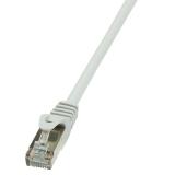 LOGILINK - Cablu Patchcord CAT6 F/UTP EconLine 0,25m gri