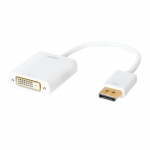 LOGILINK - DisplayPort 1.2 to DVI Adapter (Active Type)