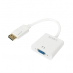 LOGILINK -  DisplayPort 1.2 to VGA Adapter (Active Type)