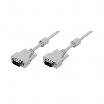 LOGILINK - Cable VGA with Ferrite Cores, 10 Meter