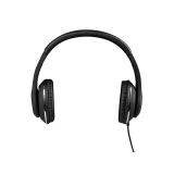 Casti cu microfon LOGIC HEADPHONES MH-9 negru