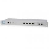 Router Ubiquiti UniFi Security Gateway Pro, 1 x RJ45 Serial port, 2 x 10/100/1000 RJ45 Port, 2 x 10/100/1000 RJ45/SFP