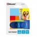 MSONIC Memorie Card Reader SDHC/microSD/miniSD/MMC/RS-MMC/TF USB 2.0 albastru