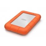 External HDD LaCie Rugged Mini 2.5inch 4TB USB 3.0, Shock resistant