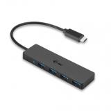Hub USB iTec 4 porturi USB 3.0 C31HUB404