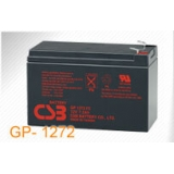 CSB rechargeable battery GP1272 F2 12V/7.2Ah