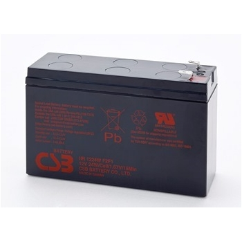 CSB rechargeable battery HR 1224W 12V 24W