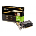 Placa Video Zotac nVidia GeForce GT 730 Zone Edition 4GB GDDR3 64 bit PCI-E x16 2.0 VGA DVI HDMI ZT-71115-20L