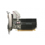 Placa Video Zotac nVidia GeForce GT 710 2GB GDDR3 64 bit PCI-E 2.0 VGA DVI HDMI ZT-71302-20L