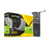 Placa Video Zotac nVidia GeForce GT 1030 Low Profile 2GB GDDR5 64bit PCI-E x8 3.0 DVI HDMI