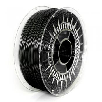 Filament DEVIL DESIGN / PLA / BLACK / 1,75 mm / 1 kg.