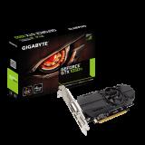 Placa Video Gigabyte GeForce GTX 1050Ti OC 4GB GDDR5 128bit PCI-E x16 3.0 DVI HDMI DisplayPort GV-N105TOC-4GL