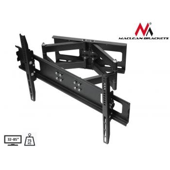 Maclean MC-564 TV Wall Mount Bracket 3D LCD LED Plasma 32'' - 85'' 75kg
