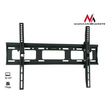 Maclean MC-565 TV Wall Mount Bracket LCD LED Plasma 32'' - 85'' 75kg