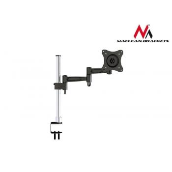 Maclean MC-628  Universal Arm LCD Monitor Desk Mount 13''-27'' 15kg
