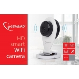 Gembird HD WiFi camera, white