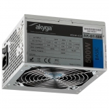 Akyga Basic ATX Power Supply 500W AK-B1-500E Fan12cm P4 3xSATA