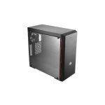 Cooler Master computer case MasterBox MB600L WO/ODD Red