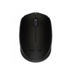 Mouse Wireless Logitech M171 BLACK-K Optic 3 Butoane 1000 Dpi USB Negru 910-004424