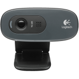Camera Web Logitech C270 HD 720p Microfon 960-001063