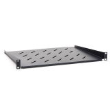 START.LAN fixed shelf 350mm for 600mm depth 19'' rack cabinets