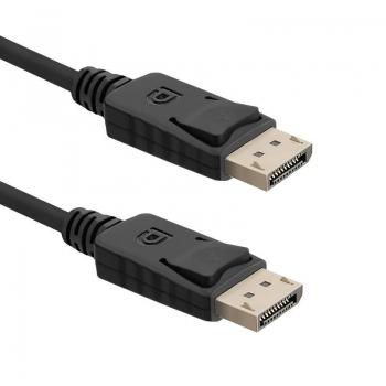 Qoltec DisplayPort v1.2 M/DP v1.2 M | 4Kx2K | 1,5m
