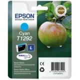 Cerneala Epson T129 cian BLISTER | Stylus SX425W/SX525WD/BX305F/BX320FW/BX625FWD