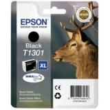 Cerneala Epson T130 negru BLISTER | Stylus SX525WD/SX620FW/BX525WD/BX625FWD/BX92
