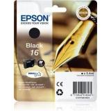 Cerneala Epson T1621 negru DURABrite | 5.4ml | WF-2010/25x0