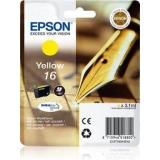 Cerneala Epson T1624 galben DURABrite | 3,1 ml | WF-2010/25x0