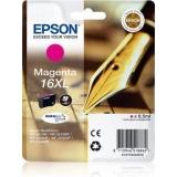 Cerneala Epson T1633 XL magenta DURABrite | 6,5 ml | WF-2010/25x0