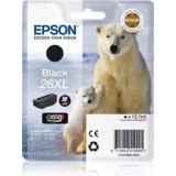Cerneala Epson T2621 XL negru Claria   12,2 ml   XP-600/700/800