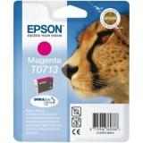 Cerneala Epson T0713 magenta DURABrite | Stylus D78/92/120/DX4000/4050/4400/4450