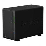 Synology DS218play 2-Bay, 1.4GHz, 1 GB DDR4, 2 x USB 3.0, 1 x GbE LAN