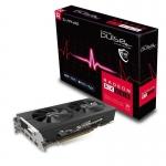 Placa video Sapphire AMD Radeon RX 580 PULSE 4GB DDR5 256bit PCI-E x16 3.0 DVI HDMI DisplayPort 11265-09-20G