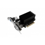 Placa Video Palit nVidia GeForce GT 710 2GB GDDR3 64bit PCI-E x8 2.0 VGA DVI HDMI NEAT7100HD46H