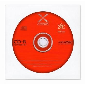 CD-R Extreme [ envelope 1 | 700MB | 56x ]