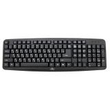 TITANUM Standard Tastatura USB TKR101 | 107 Chei | font Rusă