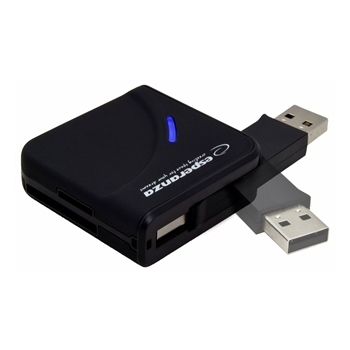 ESPERANZA Cititor de card All-in-One EA130 USB 2.0
