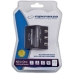 ESPERANZA Czytnik Kart All in One + Hub 3 Porty USB EA131 COMBO