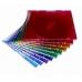 ESPERANZA Slim Box Color 5,2 mm for CD/DVD ( 10 Pcs. PACK)