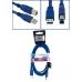 ESPERANZA cablu USB 3.0 la imprimantă A-B M/M 2,0m