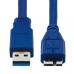 ESPERANZA Cablu Micro USB 3.0 A-B M/M 3.0 m